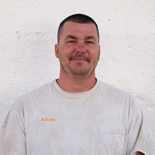 Adam Holencik - Roofing Supervisor