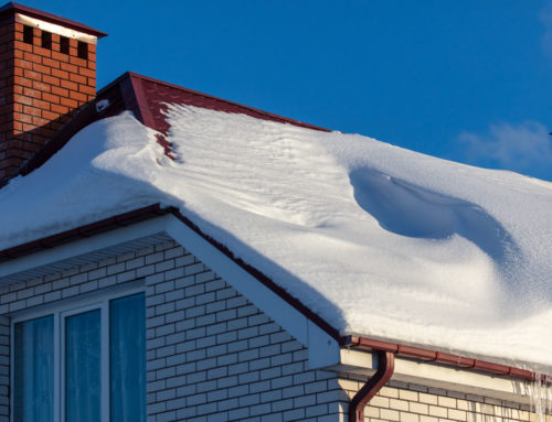 Roof Snow Removal – Should I Do It?